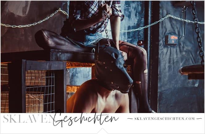 Sklavenkäfig Estim Geschichte